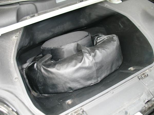 Toyota MR2 Spyder Luggage Bags + Frunk Bag + Wheel Sack Super Combo