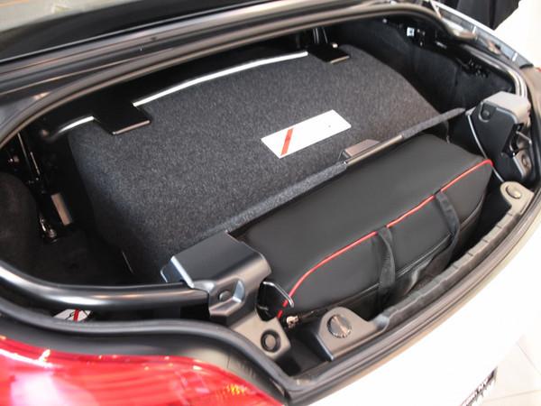 BMW Z4 Luggage Bags E89 (2010 - present)