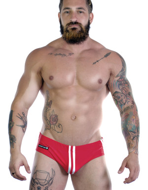 WildmanT Sportivo Bikini Red