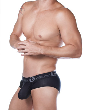 WildmanT Mesh Big Boy Pouch Brief