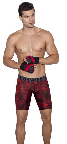 Hawai 41720 Boxer Briefs Color Red