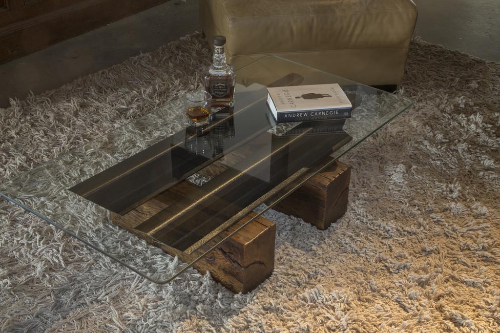 Narrow Gauge Coffee Table