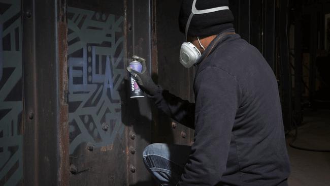 Graffiti Art Opening - September 29, 2017