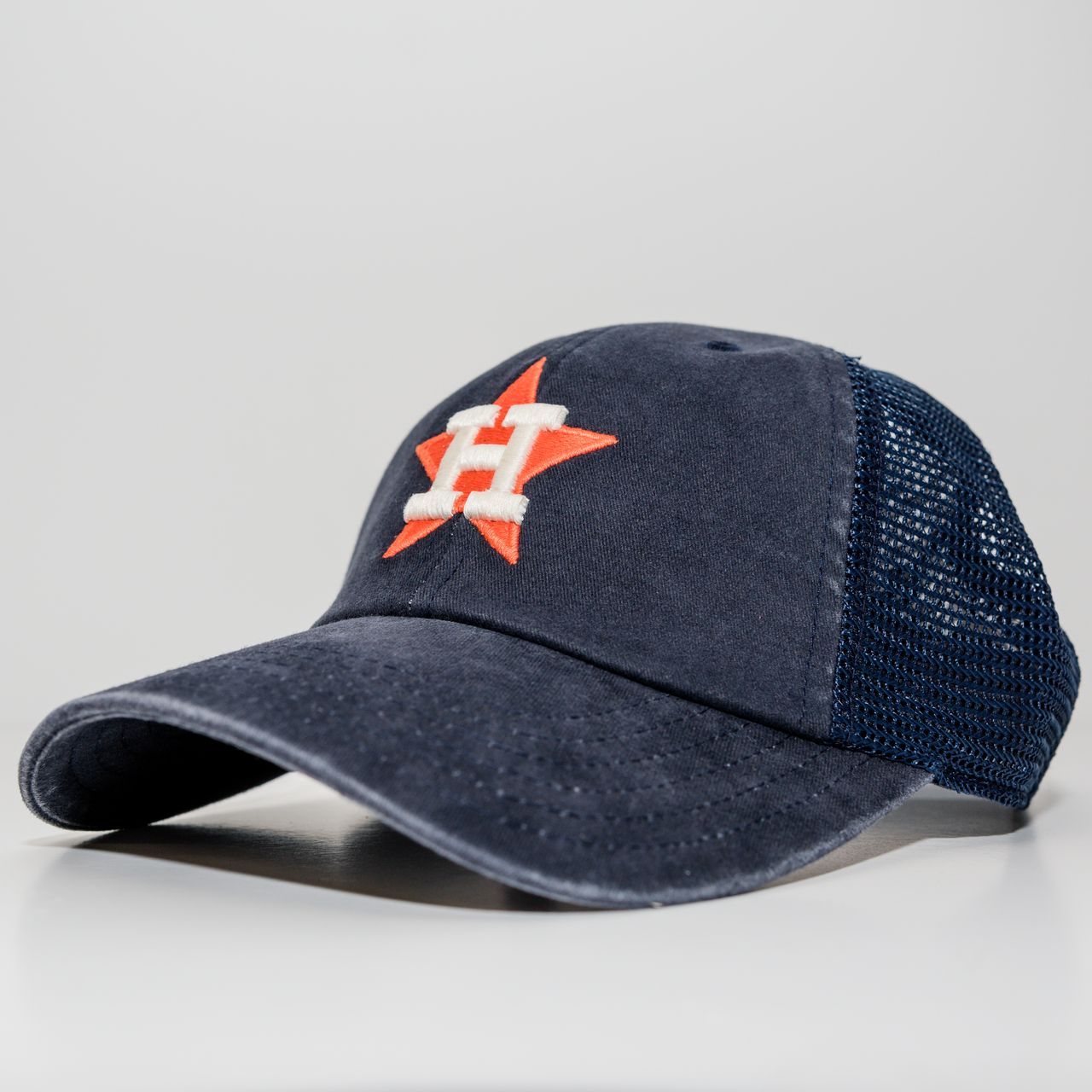 Houston Astros Raglan Bones Cap