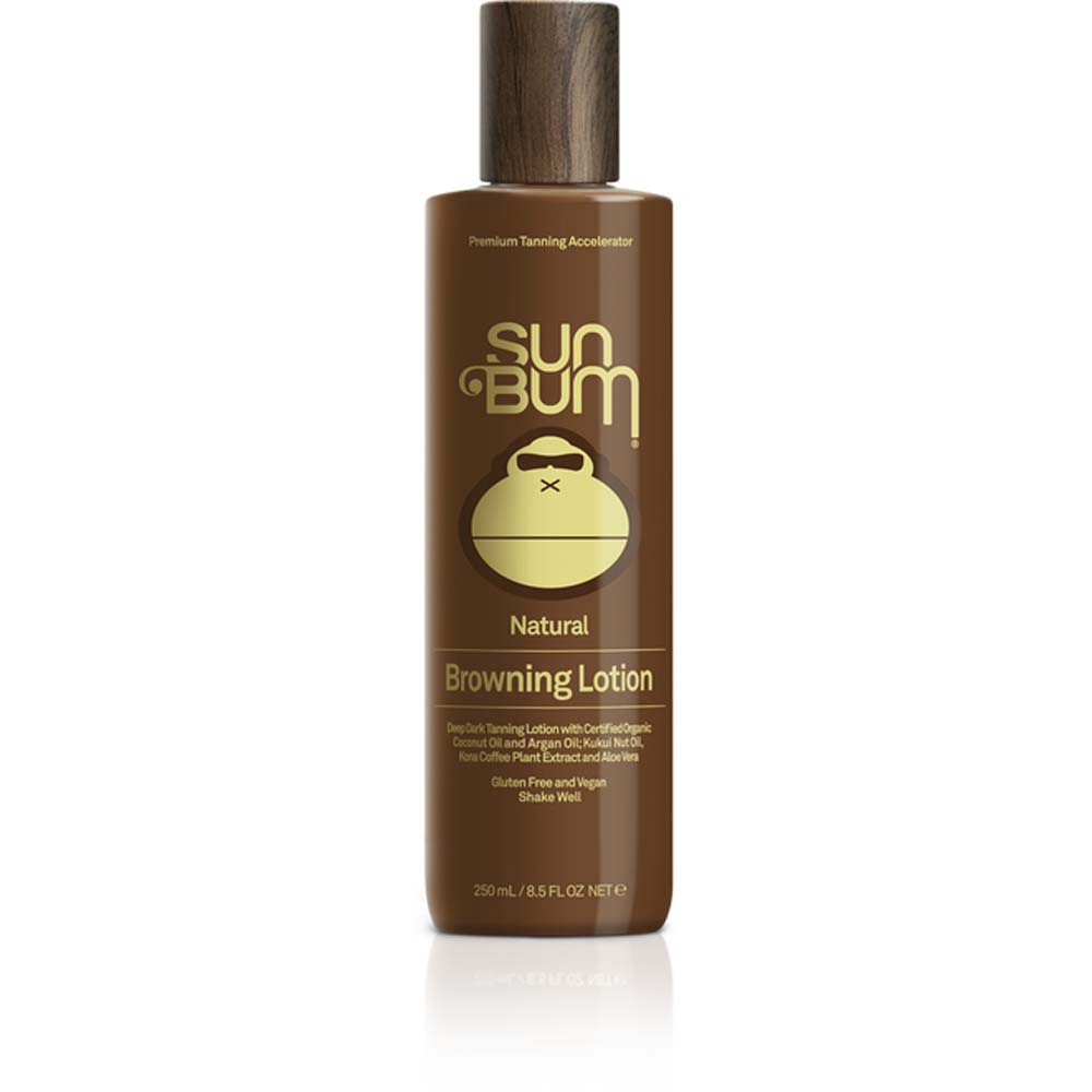 Natural Browning Tanning Lotion- 8.5oz