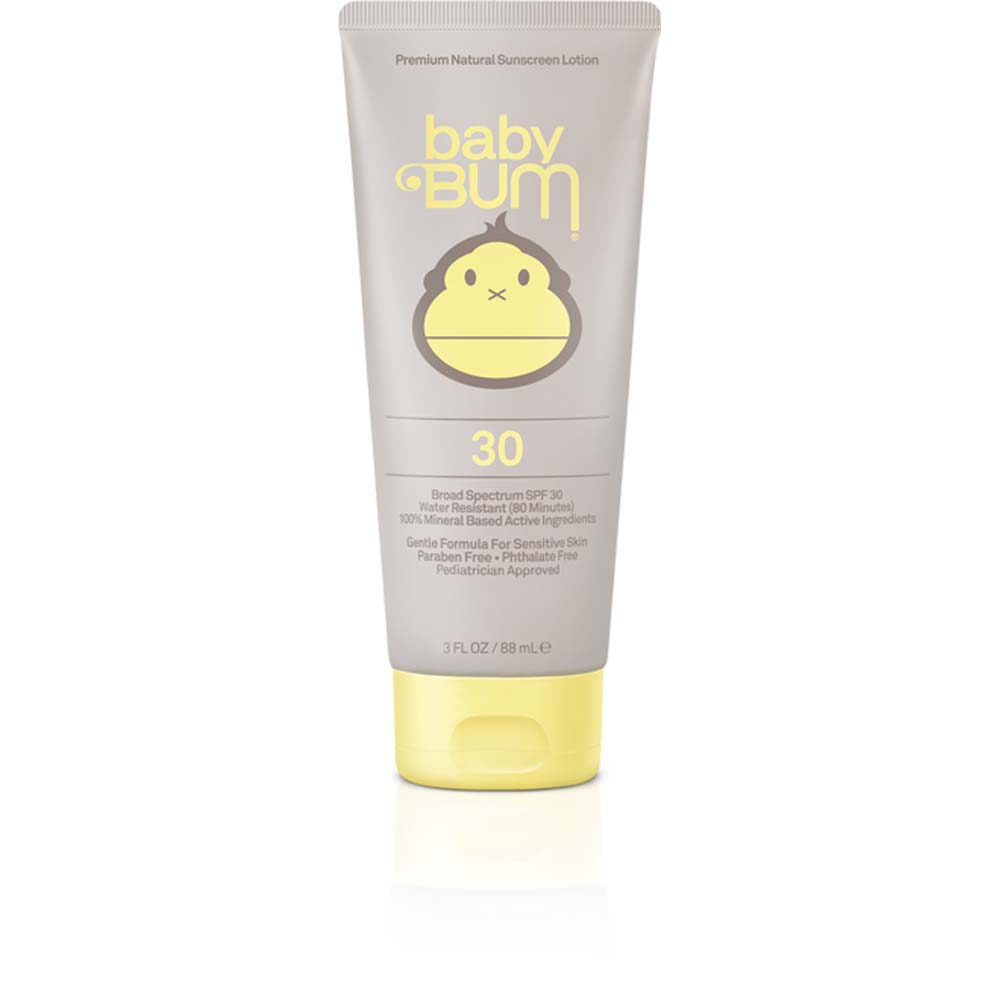 SPF 30 Baby Bum Premium Natural Lotion- 3oz