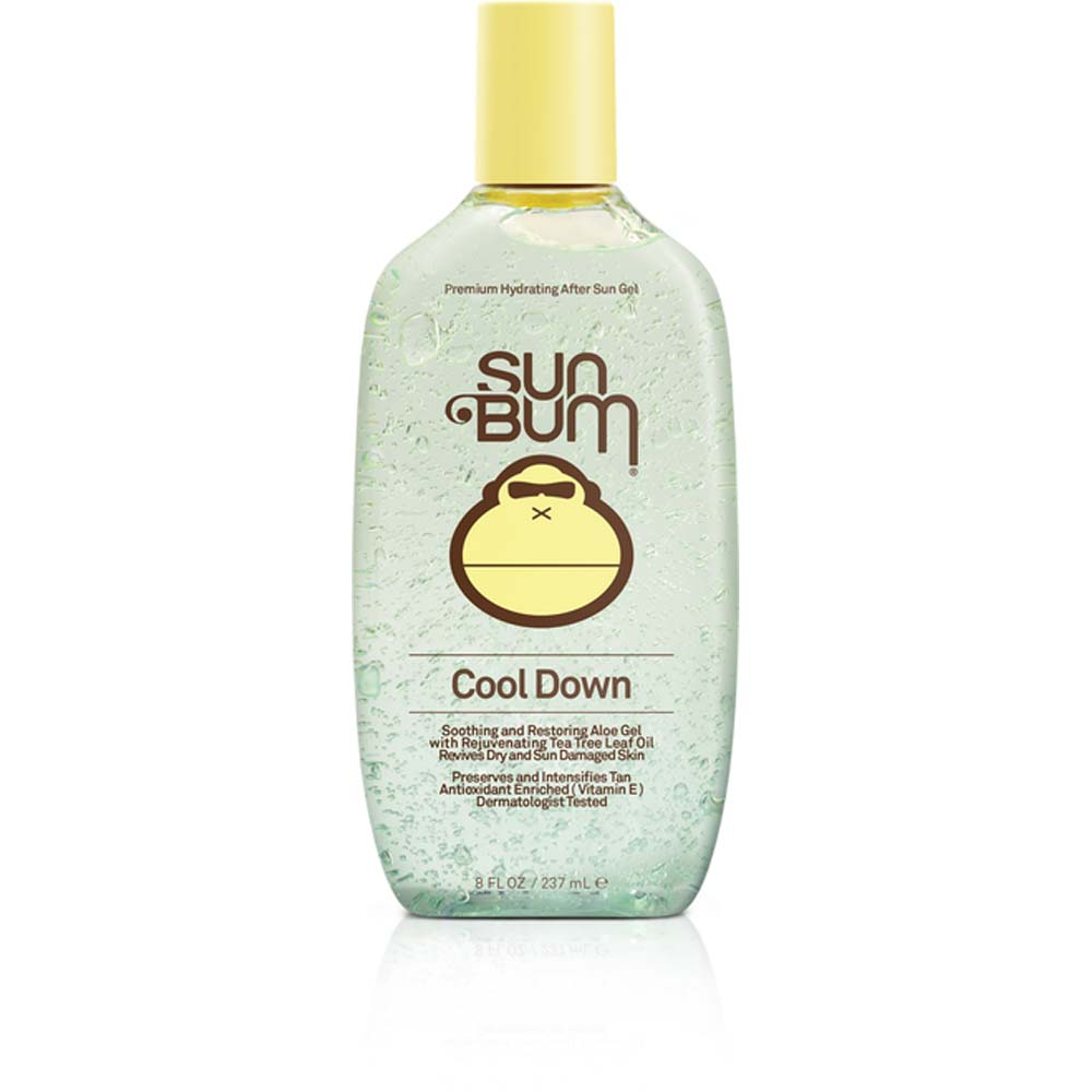 'Cool Down' Hydrating After Sun Gel- 8oz