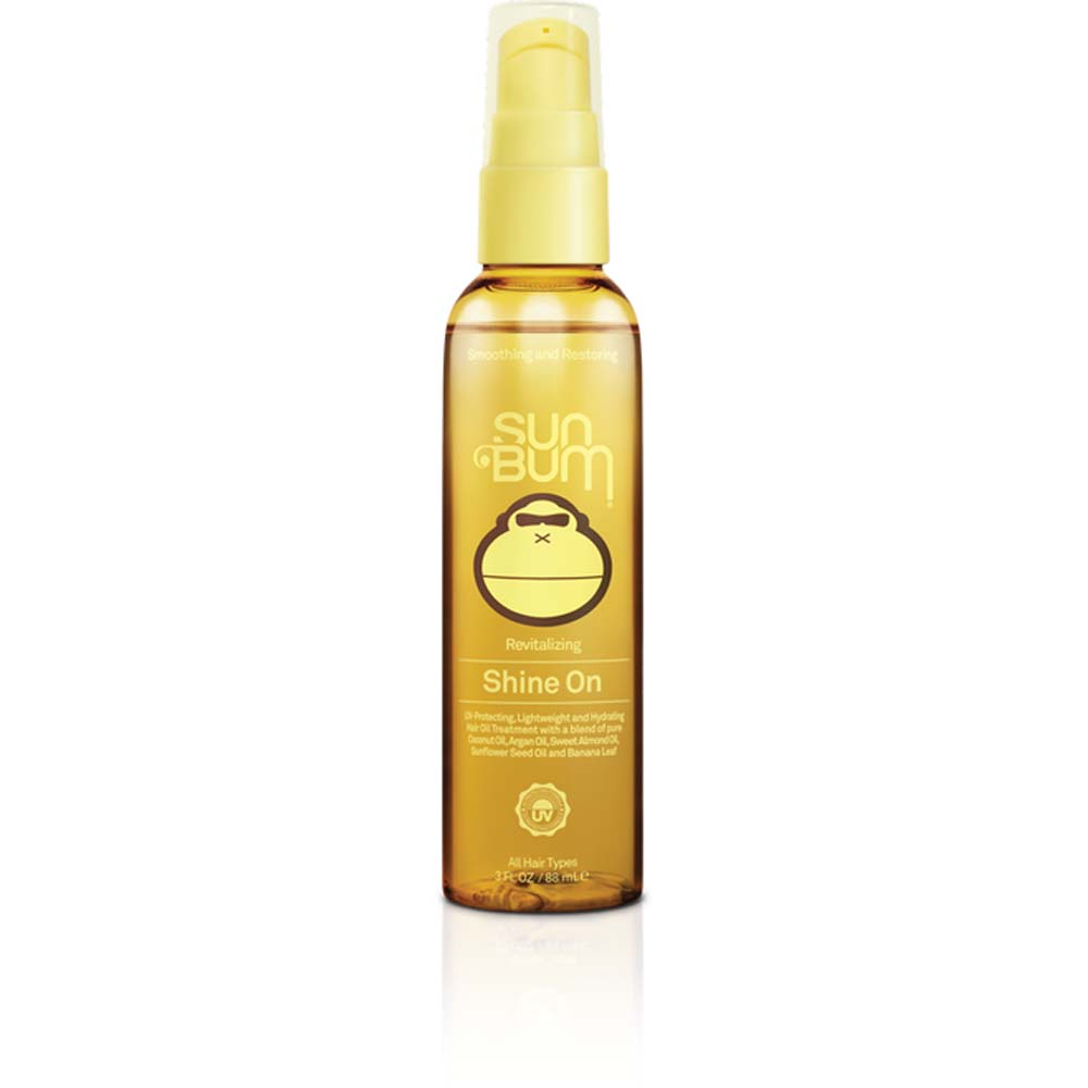Revitalizing Shine On Argon Oil- 3oz