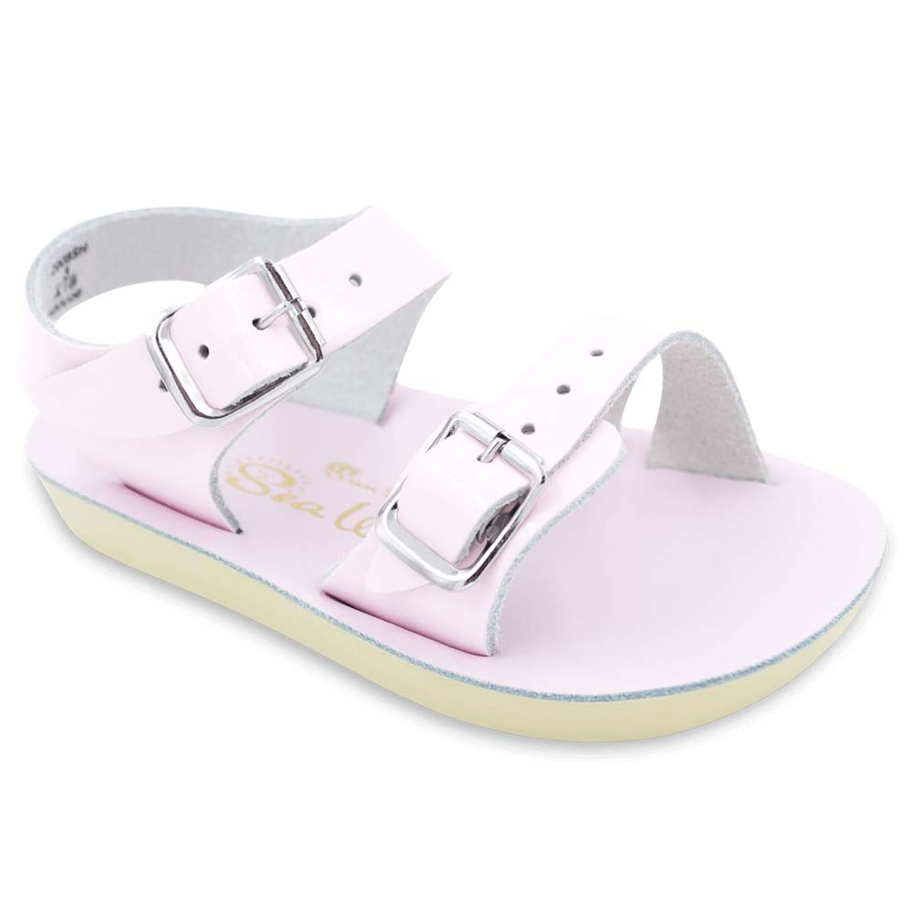 Baby Shiny Pink Sun-San Sea Wee Shoes