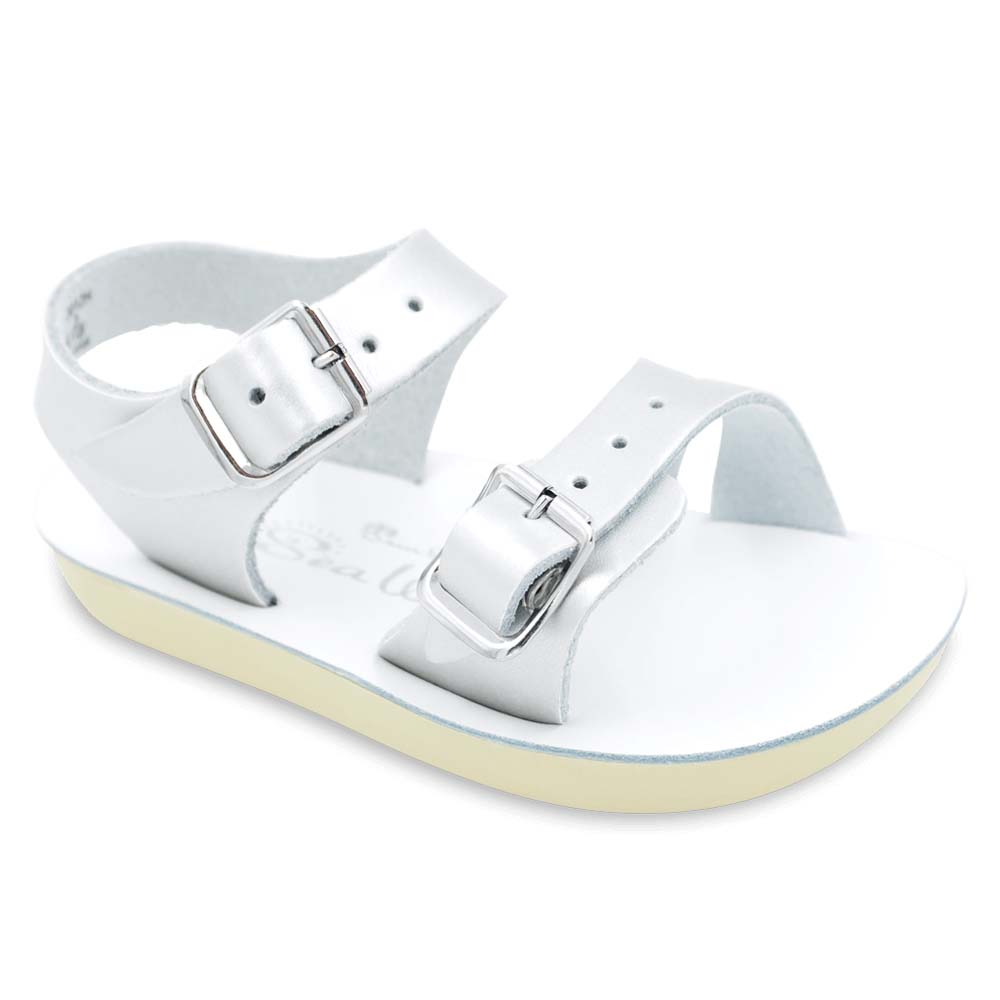 Baby Silver Sun-San Sea Wee Shoes