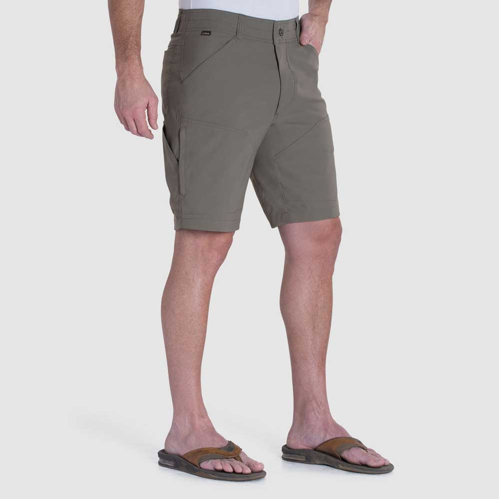 "Men's 10"" Renegade Shorts - Khaki"