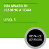 ISM Diploma in Sales and Account Management (Level 5) - Leading a Team Module - Distance Learning/Lite