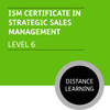 ISMM Certificate in Strategic Sales Management (Level 6) - Distance Learning/Lite