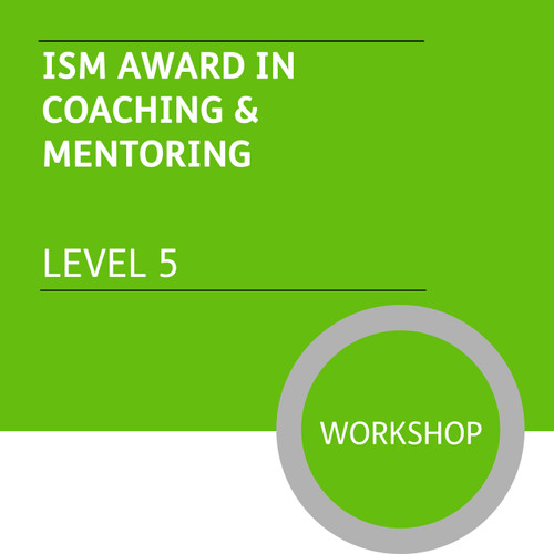 ISMM Diploma in Sales and Account Management (Level 5) - Coaching and Mentoring Module - Premium/Workshops
