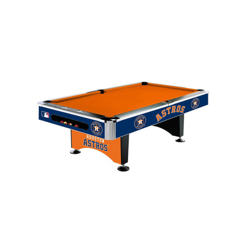 MLB Licensed 8u0027 Pool Table