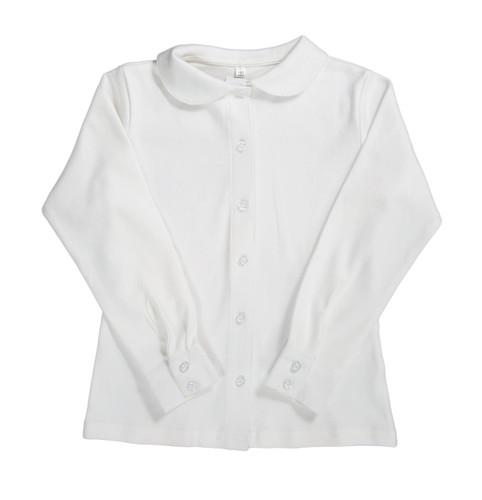 Peter Pan long-sleeved shirt