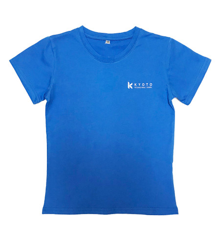 KIS pale blue T shirt
