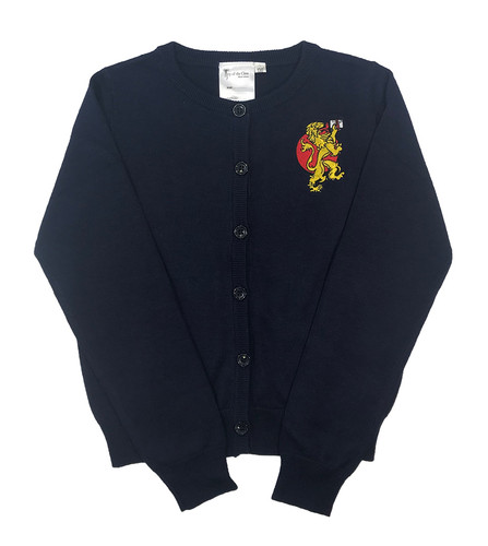 BST navy blue cardigan
