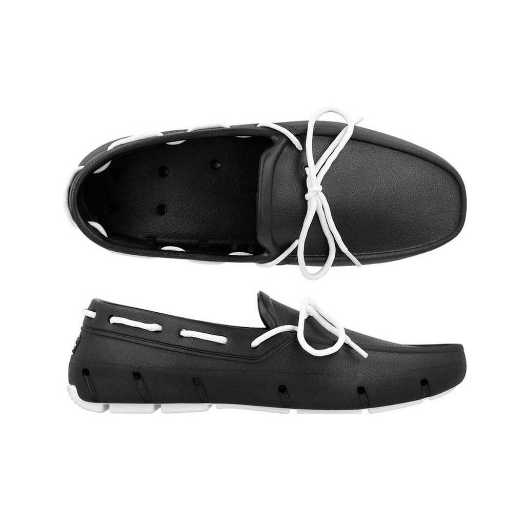 Black & White Deck Shoe