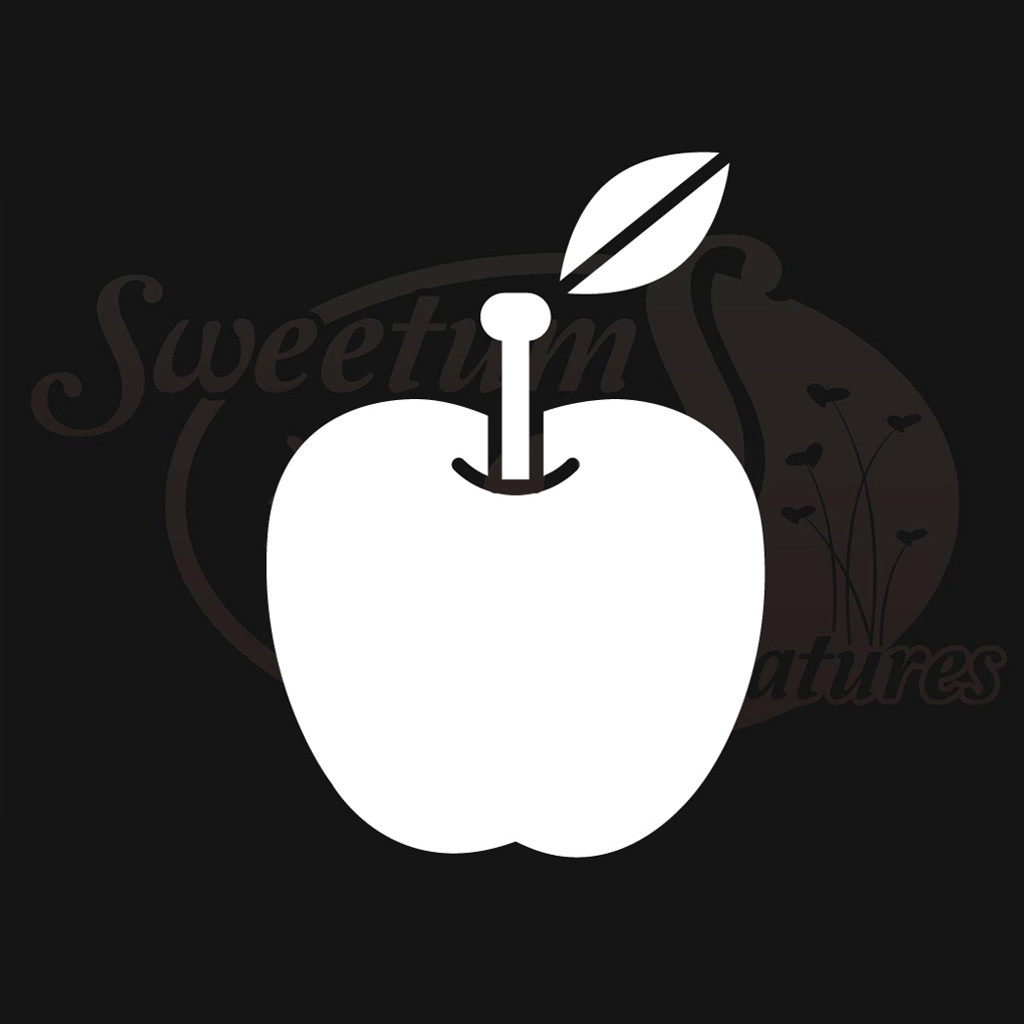 Apple Vehicle Decals Stickers