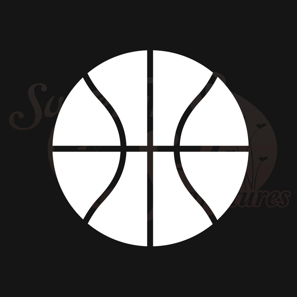 Basketball Vehicle Decals Stickers