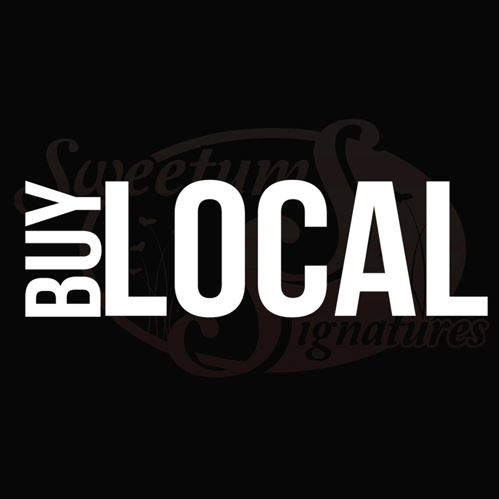 Buy Local Vehicle Decals Stickers
