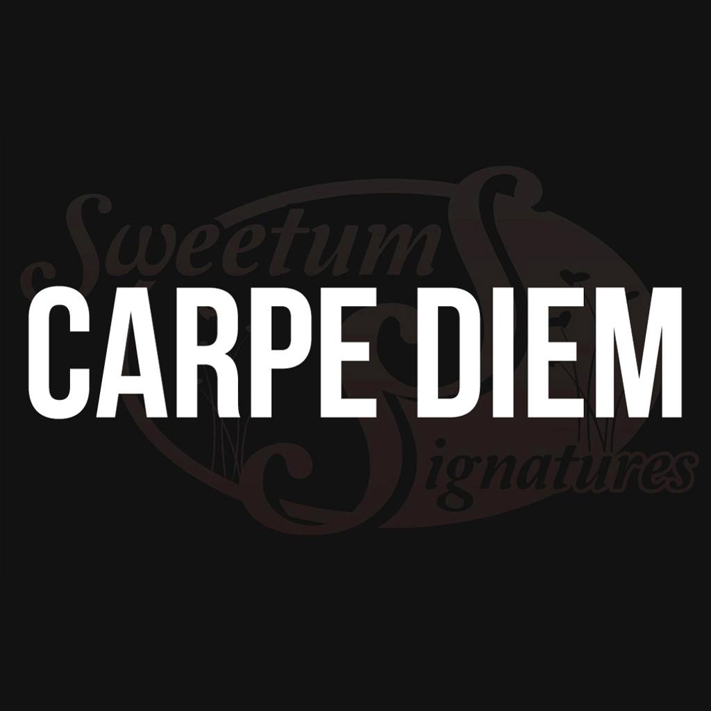 Carpe Diem Vehicle Decal Wall Stickers