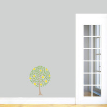 "Lemon Tree Printed Wall Decals 17"" wide x 24"" tall Sample Image"