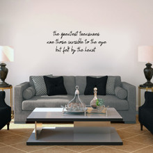 """Greatest Treasures Wall Decals 36"""" wide x 14"""" tall Sample Image"""