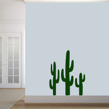 Cactuses Wall Decals Small Sample Image