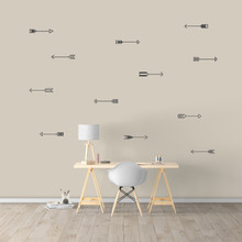 Arrows Set Wall Decals Small Sample Image
