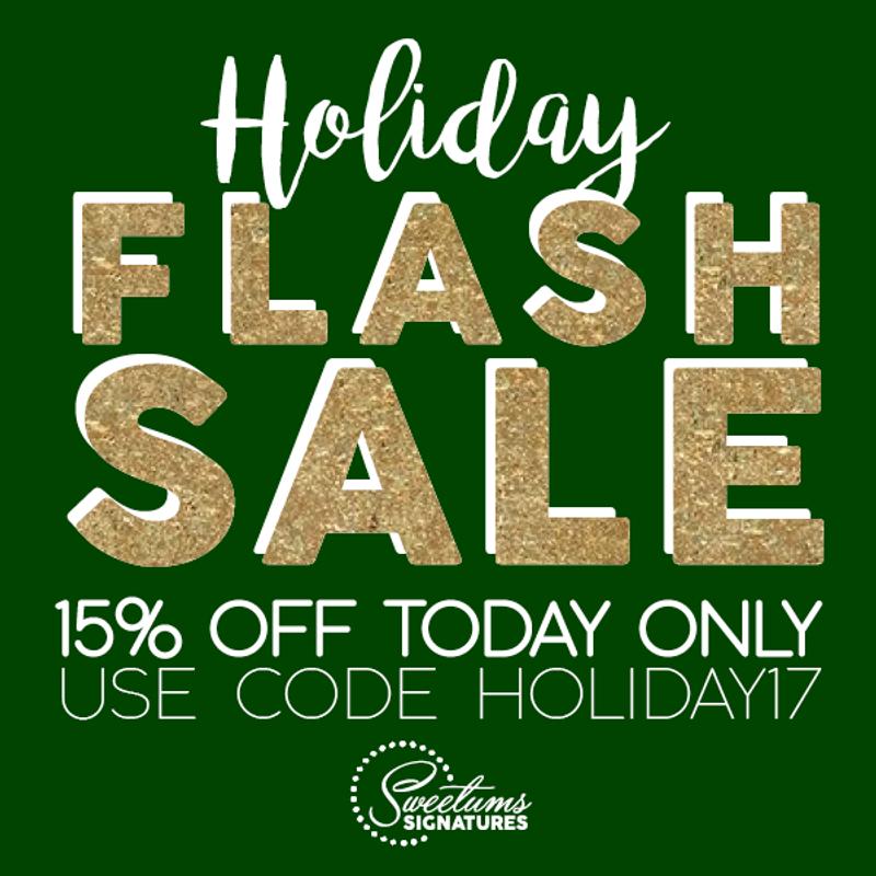 Holiday Flash Sale