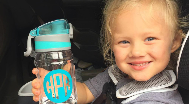 Customize your Coffee Tumbler… or Water Bottle