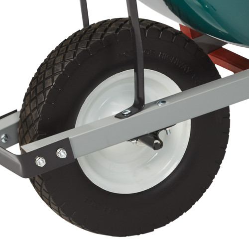 Flat-free Replacement Wheelbarrow Tire