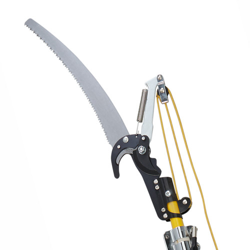 Compound Action 4-Wheel Tree Pruner