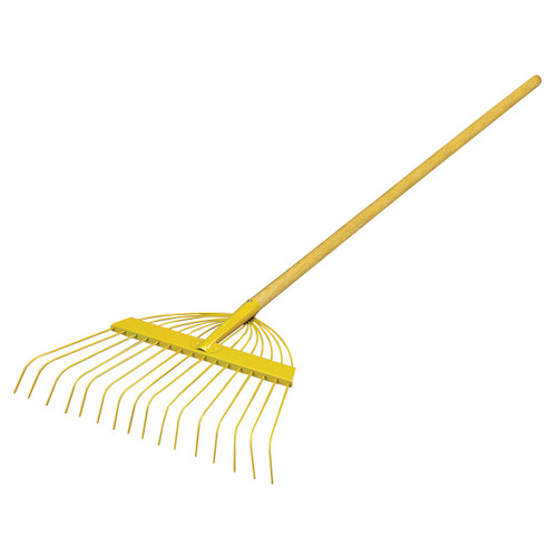 Round-Tooth Lawn/Thatch Rake