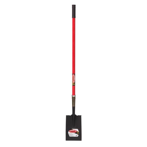 """Garden Spade, 48"""" fiberglass handle"""