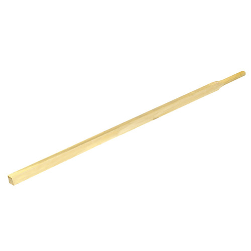 Replacement Hardwood Handle for wheelbarrow 34210