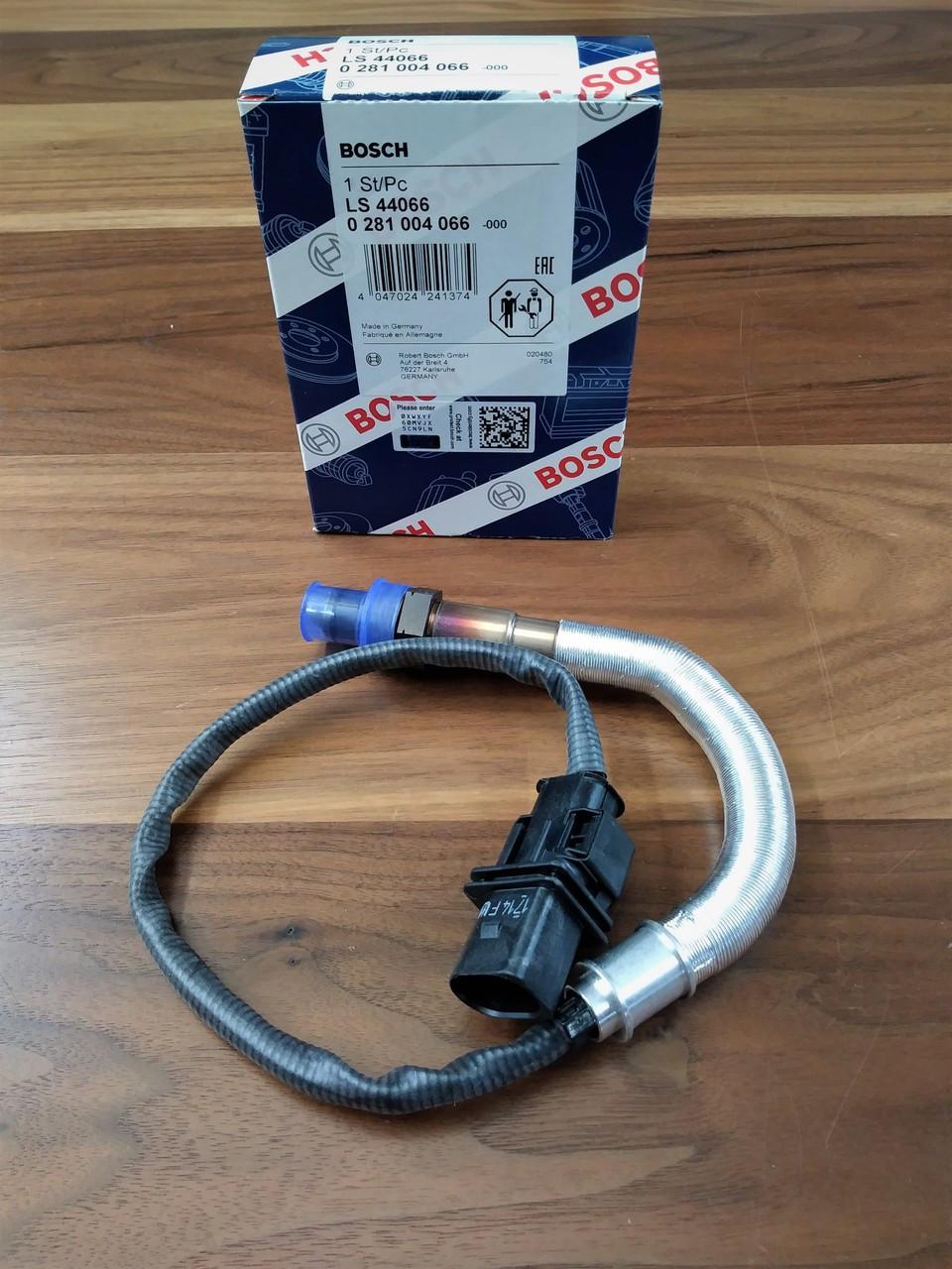 Bosch BMW Oxygen Sensor - 13627801158