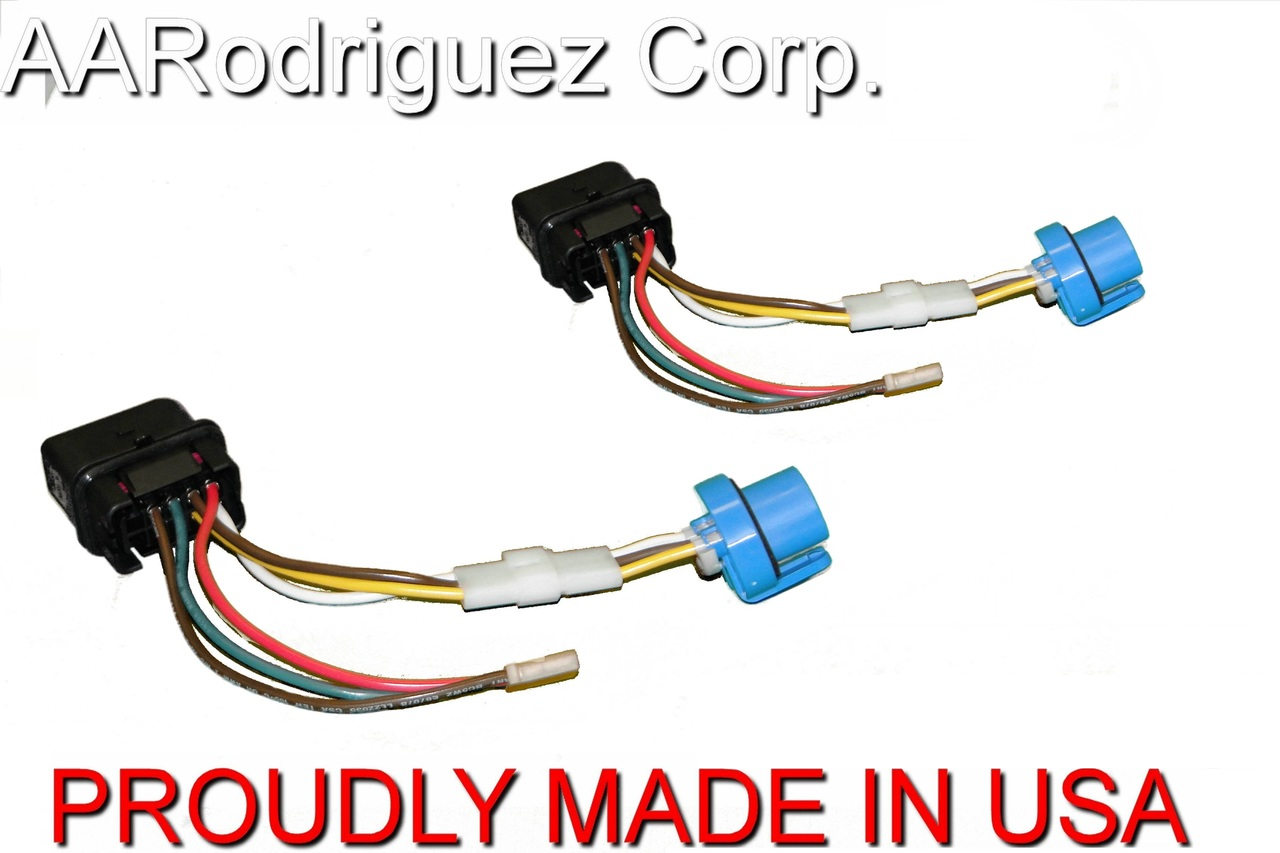 Jetta 9007 Headlight Wiring Wire Center 9003 Bulb Diagram Upgraded Harness Vw Mk4 2 Pack Rh Tunemyeuro Com Mustang Relay