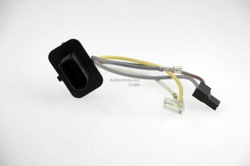 VW BEETLE HEADLIGHT HARNESS (1C0971671) -3