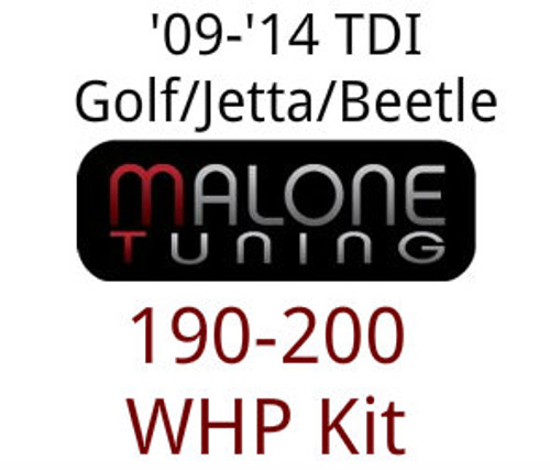 Stage 3 Performance Package - CR170 + Malone + 2.5 Inch BuzzKen - Golf/Jetta/New Beetle