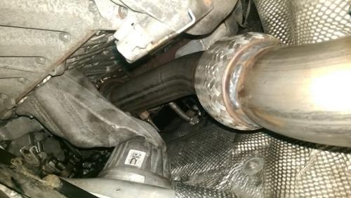 "BMW 335D DPF Delete Kit - 3"" (Buzz-335D) - 2"