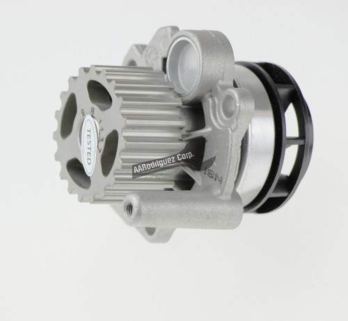 Water Pump - CR TDI Passat - CKRA Engine - Graf-2
