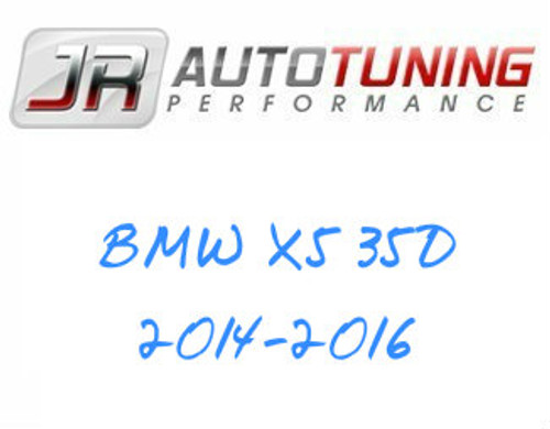 BMW X5 35D ECU Tune - JR AutoTuning Performance (2014-2016)