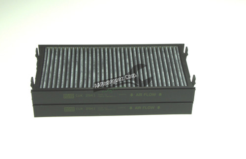 BMW- CABIN FILTER- CARBON 64119248294-1