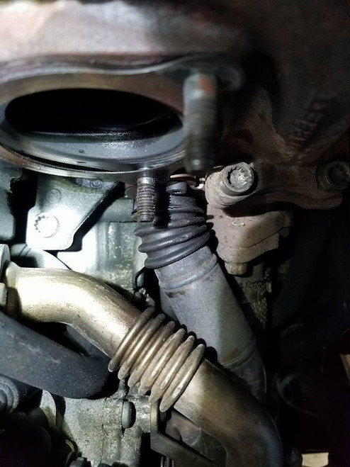 EGR Block off Kit for V6 TDI Touareg