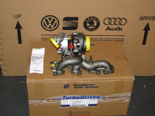 53039880208 CR TDI Stock Turbo - Borg Warner Turbocharger fits CBEA and CJAA