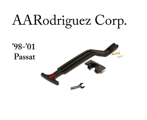 ***Clearance*** 1998-2000 VW Volkswagen Passat Front Grille Hood Pull Handle Release with Clip