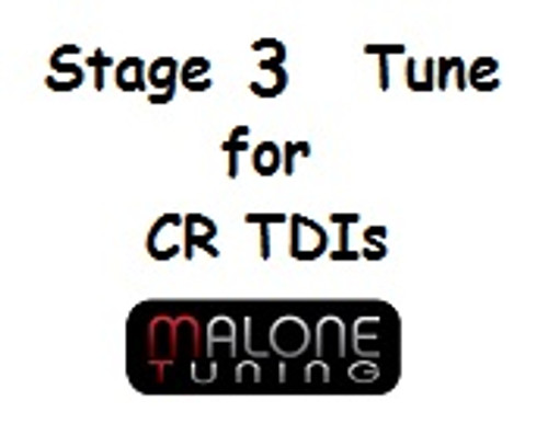 Malone CR TDI - Stage 3 Tune - Golf/Jetta/New Beetle/Passat